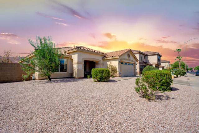 11533 E Quicksilver Avenue, Mesa, AZ 85212 (MLS #5808970) :: The Wehner Group
