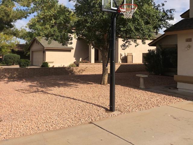 1657 N Doran Street, Mesa, AZ 85203 (MLS #5809395) :: Arizona 1 Real Estate Team