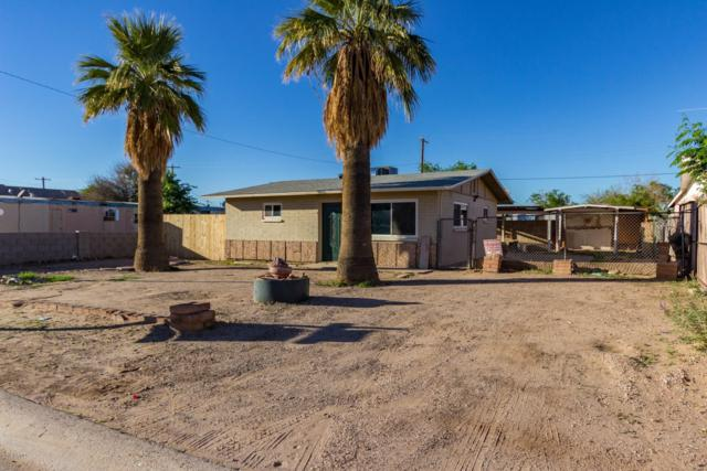 1826 E Warner Street, Phoenix, AZ 85040 (MLS #5810406) :: The Pete Dijkstra Team