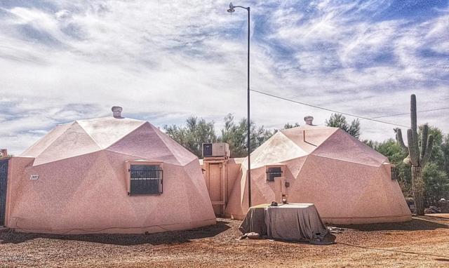 1027 N Meridian Drive, Apache Junction, AZ 85120 (MLS #5814052) :: The Daniel Montez Real Estate Group