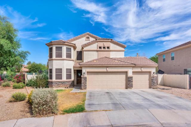13694 W Monte Vista Road, Goodyear, AZ 85395 (MLS #5814268) :: Conway Real Estate