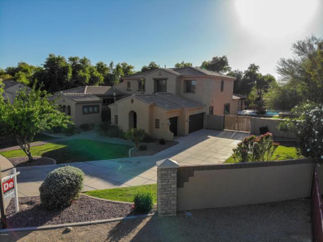 6428 S Magic Court, Gilbert, AZ 85298 (MLS #5814722) :: Team Wilson Real Estate
