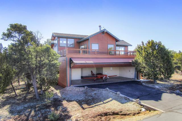 2832 Thunderbolt Circle, Overgaard, AZ 85933 (MLS #5815027) :: Devor Real Estate Associates