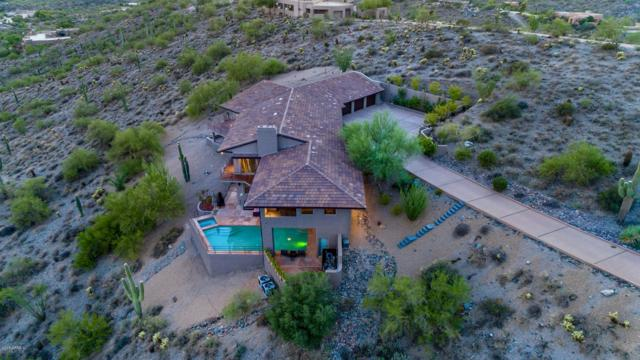 8702 E Silver Saddle Drive, Carefree, AZ 85377 (MLS #5815502) :: The Everest Team at My Home Group