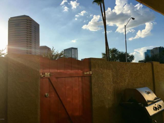 355 E Thomas Road B102, Phoenix, AZ 85012 (MLS #5815625) :: Brett Tanner Home Selling Team