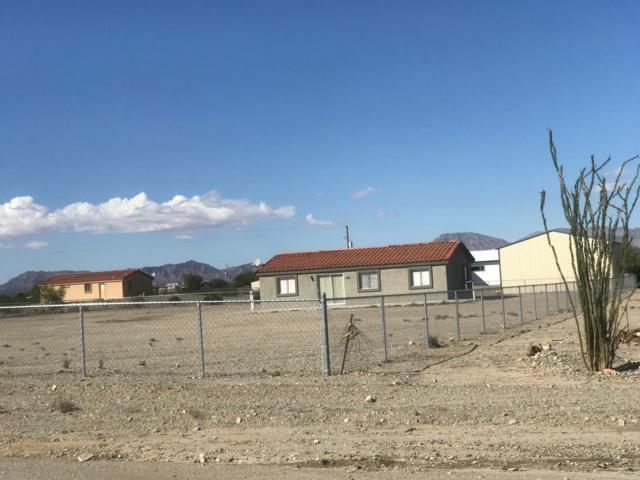 67889 Monroe Street, Salome, AZ 85348 (MLS #5816852) :: The Daniel Montez Real Estate Group