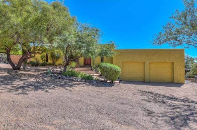 5921 E Tally Ho Drive, Cave Creek, AZ 85331 (MLS #5818897) :: The Garcia Group @ My Home Group