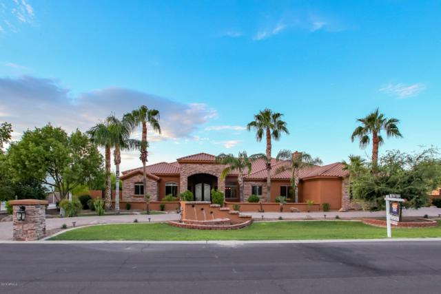 2550 E Cherrywood Place, Chandler, AZ 85249 (MLS #5819974) :: The Daniel Montez Real Estate Group