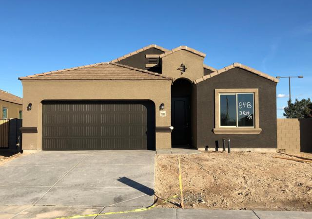2393 S 235TH Drive, Buckeye, AZ 85326 (MLS #5820208) :: The Results Group