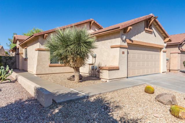 10712 E Peralta Canyon Drive, Gold Canyon, AZ 85118 (MLS #5821704) :: The Kenny Klaus Team