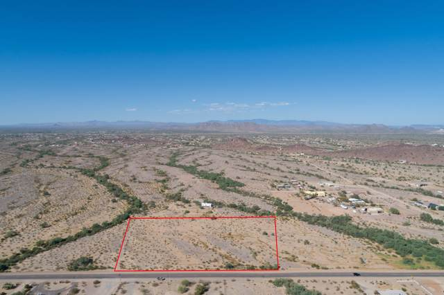 0 W Jomax & 157Th Avenue, Surprise, AZ 85387 (MLS #5822435) :: Klaus Team Real Estate Solutions