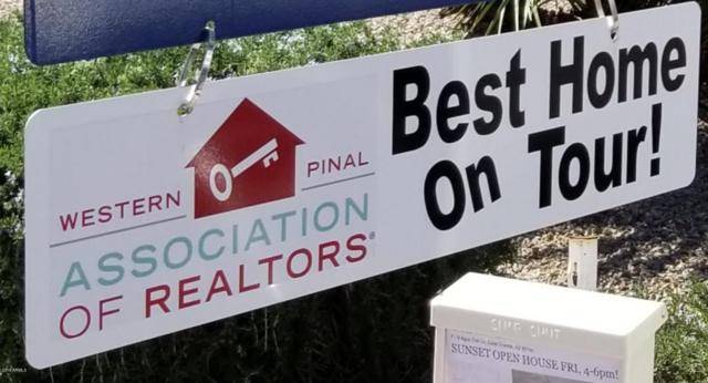 71 N Agua Fria Lane, Casa Grande, AZ 85194 (MLS #5822446) :: Yost Realty Group at RE/MAX Casa Grande
