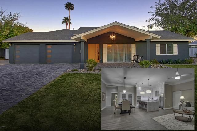 3025 E Campbell Avenue, Phoenix, AZ 85016 (MLS #5822496) :: The Laughton Team