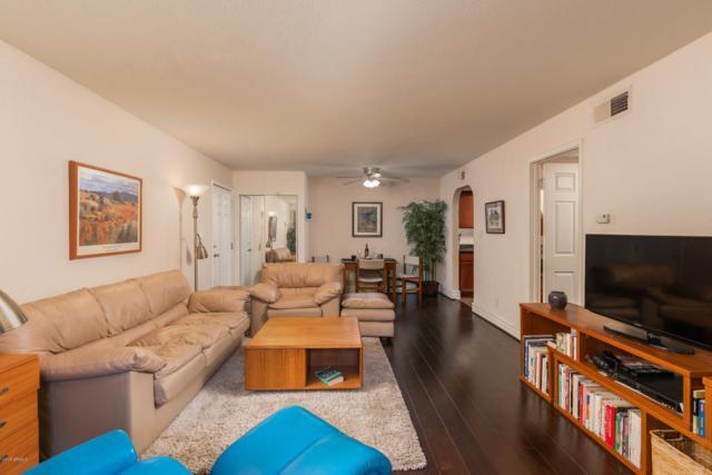 3825 E Camelback Road #109, Phoenix, AZ 85018 (MLS #5825359) :: The Daniel Montez Real Estate Group