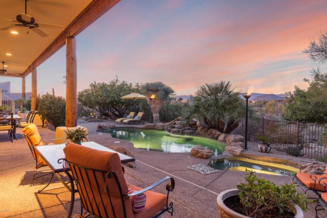 8916 E Stagecoach Pass Road, Carefree, AZ 85377 (MLS #5826807) :: Lifestyle Partners Team
