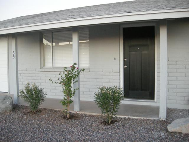 55 S 64TH Street, Mesa, AZ 85206 (MLS #5826864) :: The Garcia Group @ My Home Group