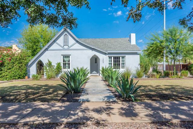 1302 W Culver Street, Phoenix, AZ 85007 (MLS #5827659) :: Gilbert Arizona Realty