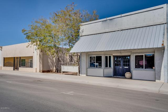 236 W Coolidge Avenue, Coolidge, AZ 85128 (MLS #5828337) :: The W Group