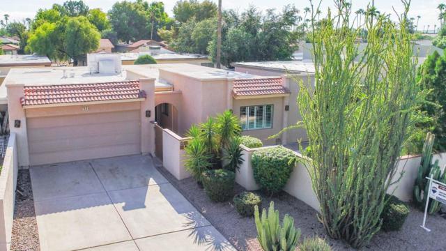 7131 N Via De Amigos, Scottsdale, AZ 85258 (MLS #5829700) :: RE/MAX Excalibur