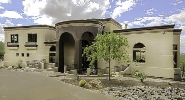 6011 E Restin Road, Cave Creek, AZ 85331 (MLS #5832555) :: The W Group