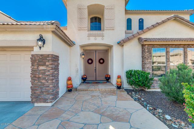 5709 W Ludden Mountain Drive, Glendale, AZ 85310 (MLS #5833100) :: The Rubio Team