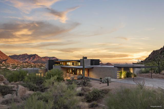 10187 E Peak Circle, Scottsdale, AZ 85262 (MLS #5833810) :: Phoenix Property Group