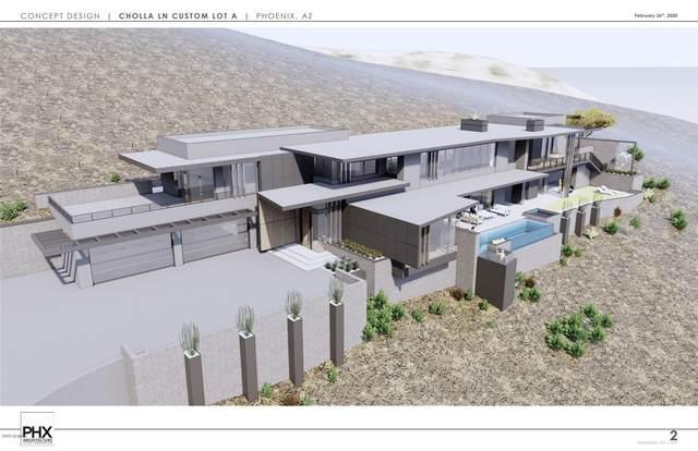 LOT A 5850 E Cholla Lane, Paradise Valley, AZ 85253 (MLS #5835182) :: Keller Williams Realty Phoenix