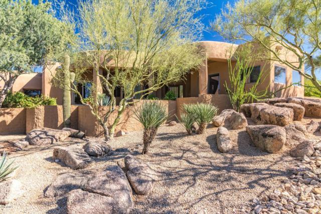 9731 E Hidden Green Drive, Scottsdale, AZ 85262 (MLS #5836805) :: Santizo Realty Group