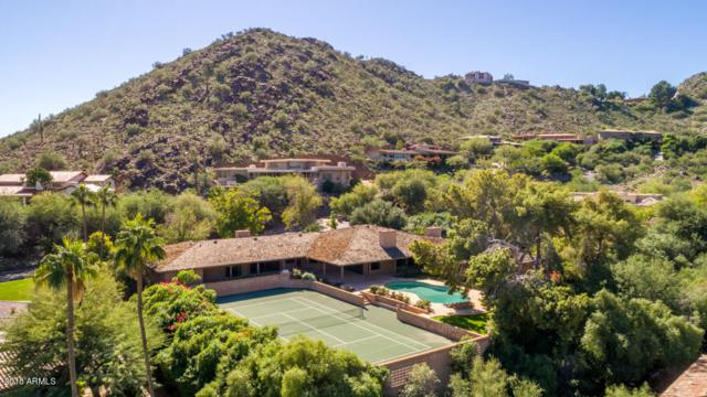 4632 E Desert Park Place, Paradise Valley, AZ 85253 (MLS #5843093) :: Devor Real Estate Associates