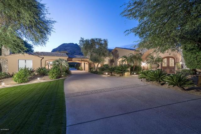 6402 E Chaparral Road, Paradise Valley, AZ 85253 (MLS #5843136) :: Conway Real Estate