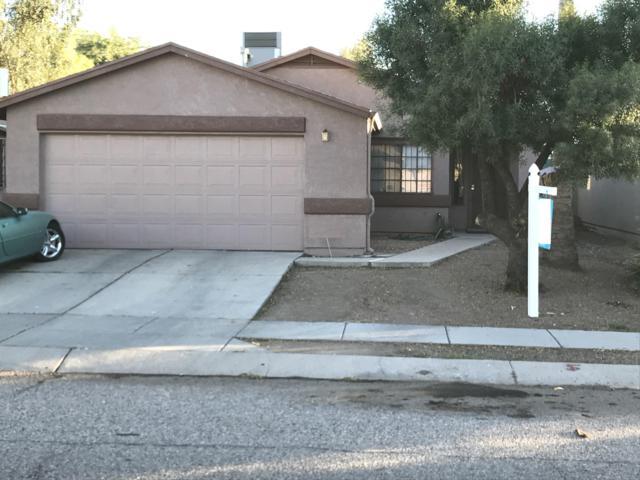 1631 W Sauvignon Drive, Tucson, AZ 85746 (MLS #5843509) :: Yost Realty Group at RE/MAX Casa Grande