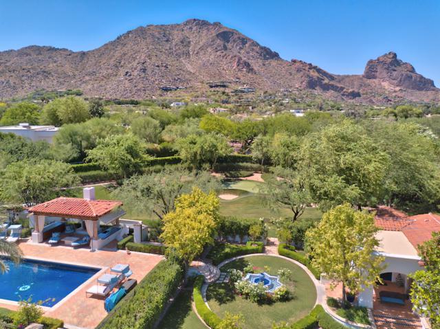 5950 E Valley Vista Lane, Paradise Valley, AZ 85253 (MLS #5843876) :: The W Group