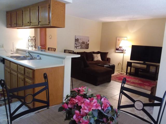 2228 E Campbell Avenue #123, Phoenix, AZ 85016 (MLS #5843881) :: The Daniel Montez Real Estate Group