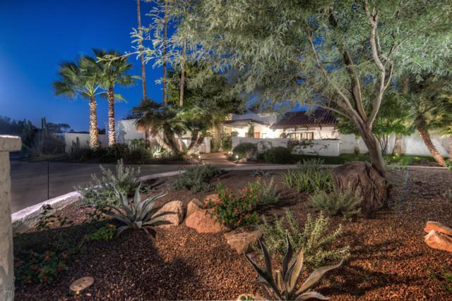 8717 N 69th Street, Paradise Valley, AZ 85253 (MLS #5847681) :: Yost Realty Group at RE/MAX Casa Grande