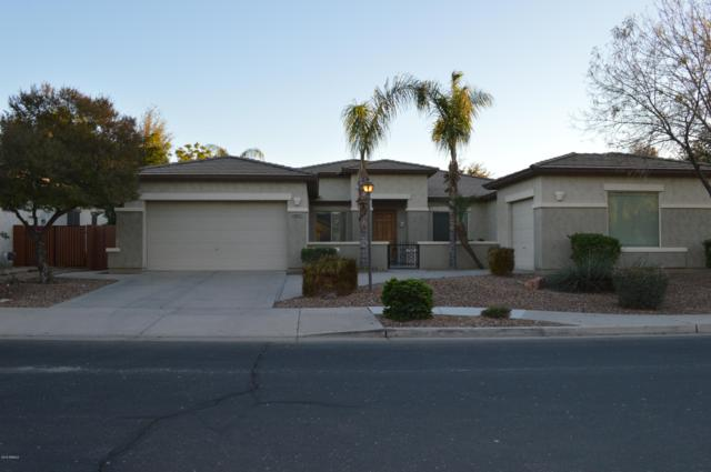 2149 E Lynx Place, Chandler, AZ 85249 (MLS #5850850) :: The Jesse Herfel Real Estate Group
