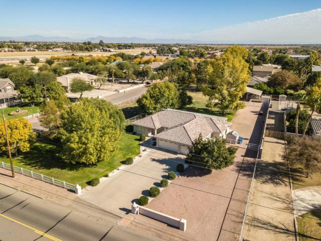 24725 S Lindsay Road, Chandler, AZ 85249 (MLS #5855202) :: Brett Tanner Home Selling Team