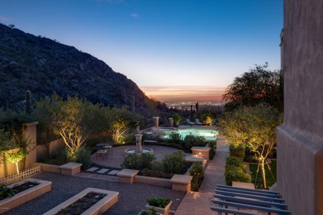 10835 E Mountain Spring Road, Scottsdale, AZ 85255 (MLS #5856113) :: The W Group