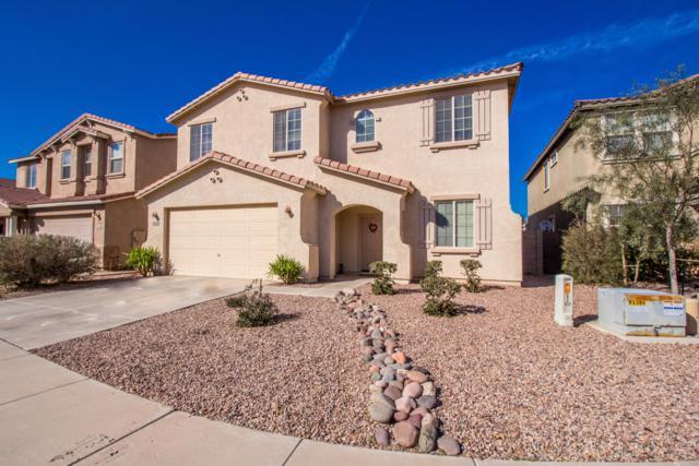 3612 E Amarillo Way, San Tan Valley, AZ 85140 (MLS #5856846) :: Lucido Agency