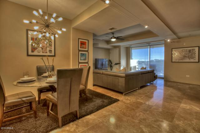 7157 E Rancho Vista Drive #5003, Scottsdale, AZ 85251 (MLS #5863695) :: Revelation Real Estate
