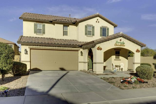 11912 W Honeysuckle Court, Peoria, AZ 85383 (MLS #5863996) :: The Results Group