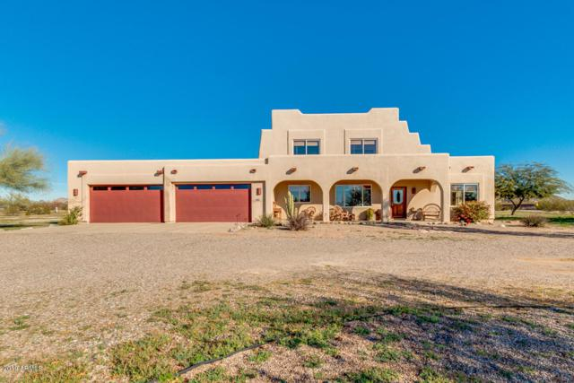 8358 N Bel Air Road, Casa Grande, AZ 85194 (MLS #5864570) :: RE/MAX Excalibur