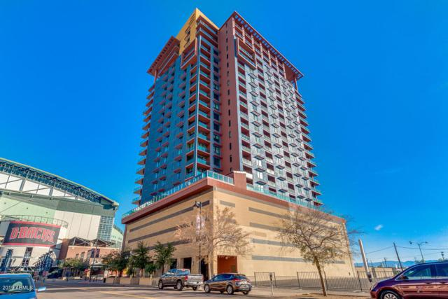 310 S 4TH Street #610, Phoenix, AZ 85004 (MLS #5864818) :: Lux Home Group at  Keller Williams Realty Phoenix