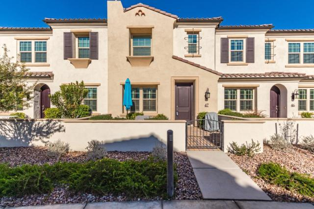 2477 W Market Place #47, Chandler, AZ 85248 (MLS #5865232) :: Revelation Real Estate