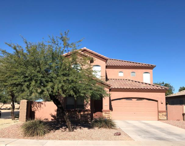 25280 W Parkside Lane, Buckeye, AZ 85326 (MLS #5865971) :: The Laughton Team