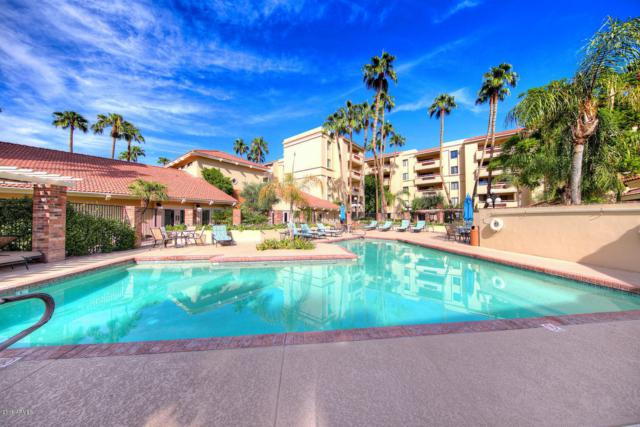 4200 N Miller Road #403, Scottsdale, AZ 85251 (MLS #5867658) :: The W Group
