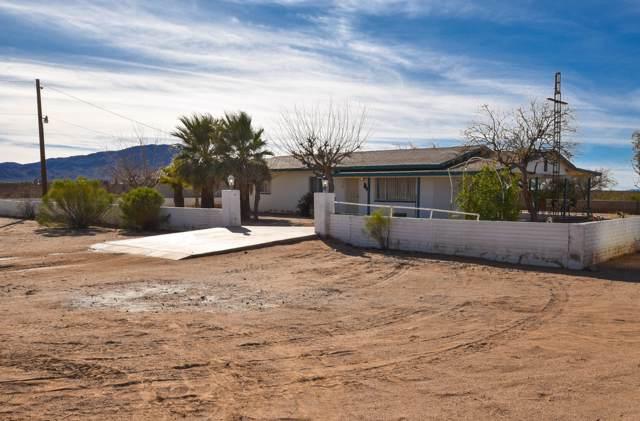50027 N Eagle Street, Aguila, AZ 85320 (MLS #5871390) :: The Bill and Cindy Flowers Team