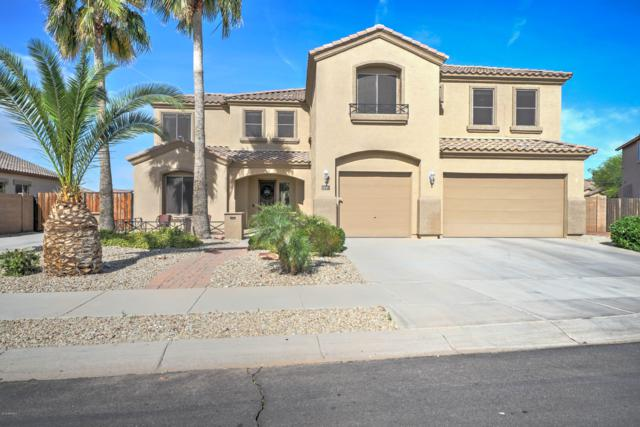 68 S 167TH Drive, Goodyear, AZ 85338 (MLS #5873837) :: Riddle Realty