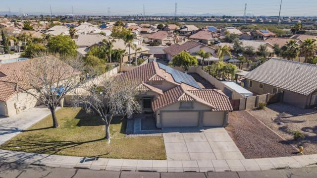 2339 N 123RD Drive, Avondale, AZ 85392 (MLS #5874569) :: The W Group