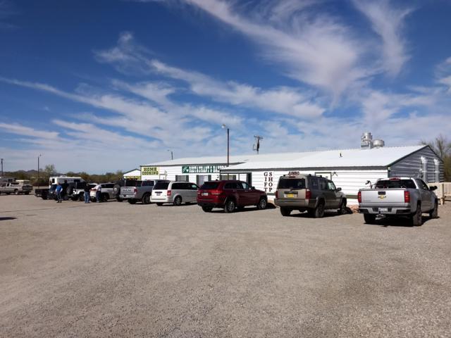 776 E Main Street, Quartzsite, AZ 85346 (MLS #5875917) :: The Kenny Klaus Team