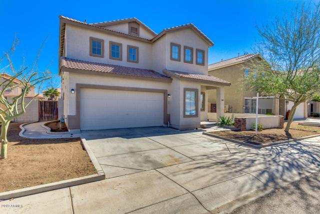 3209 S 66TH Avenue, Phoenix, AZ 85043 (MLS #5876577) :: The W Group